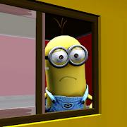 Hello Minion Spooky Neighbor 3D