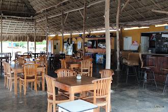 Photo: Restaurante del Yacht Club Curazao
