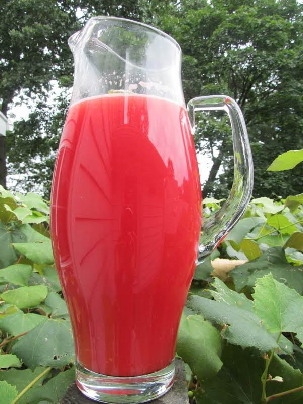 I Just Made This Refreshing Drink And So So Good.