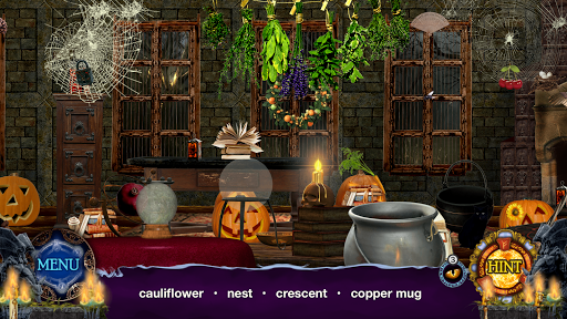 Trap for Monsters - Search and Find Objects Game