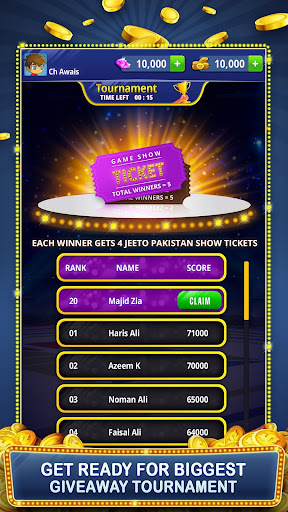 Jeeto Pakistan 2.7.6 screenshots 2