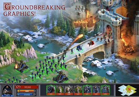 Throne: Kingdom at War- screenshot thumbnail