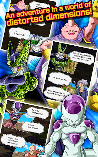 DRAGON BALL Z DOKKAN BATTLE 3.6.1 screenshots 9