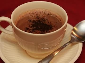 Grown-Up Hot Chocolate