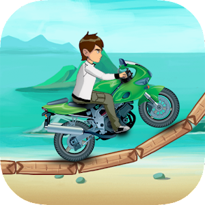 Ben Jungle Bike Race for PC and MAC