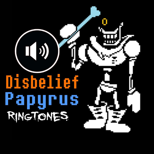 Download Disbelief Papyrus Ringtones app apk • App id com