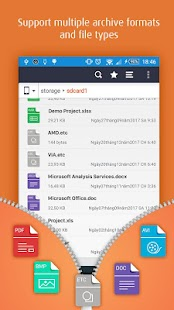 Easy Unzip File - Unzip Tool - File Extractor - náhled