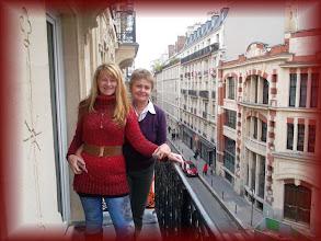 Photo: Paris Hotel Altona Éva Ilona és Judith * Hungarian Sibyls in Paris, remembering mlle Lenormand, esoteric Tour * www.lenormand.hu