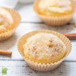 Gluten Free Donut Muffins.