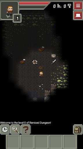 Remixed Dungeon: Pixel Art Roguelike apkdebit screenshots 7