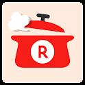 無料レシピ100万品以上!人気料理&簡単献立 楽天レシピ icon