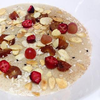 Talbinah (Barley Porridge)
