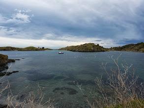 Photo: La baie abritée de Port Lligat