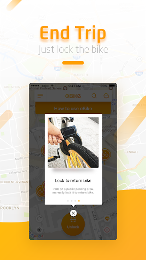 oBike-Stationless Bike Sharing for PC