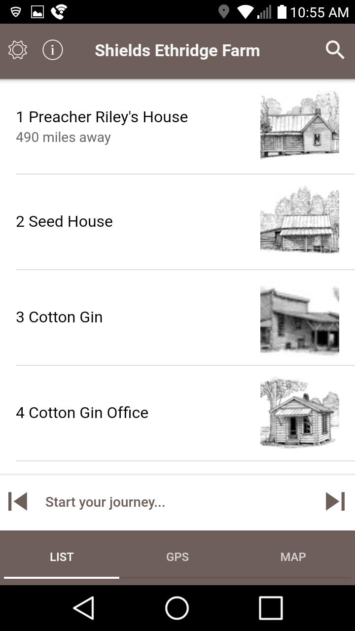 Скриншот Shields Ethridge Heritage Farm