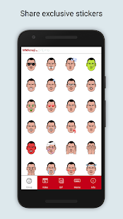 MMAmoji by Cain Velasquez- screenshot thumbnail