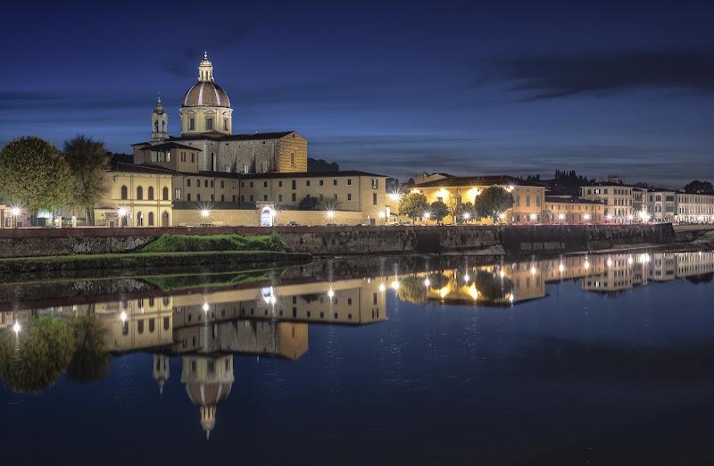 Riflessi a Firenze di Luca160