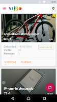 Screenshot of segundamano ahora es vibbo