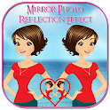 Mirror Photo Reflection Effect icon