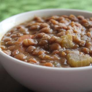 Green Lentil Soup Crock Pot Recipes.