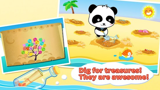 Treasure Island - Panda Games- screenshot thumbnail