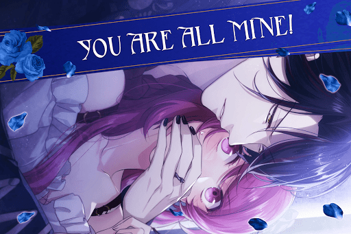 Blood in Roses - otome game/dating sim 1.7.3 screenshots 19