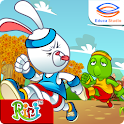 Hare & Tortoise - Kids Story icon