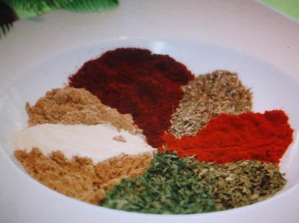 Barbecue Seasoning Mix Recipe