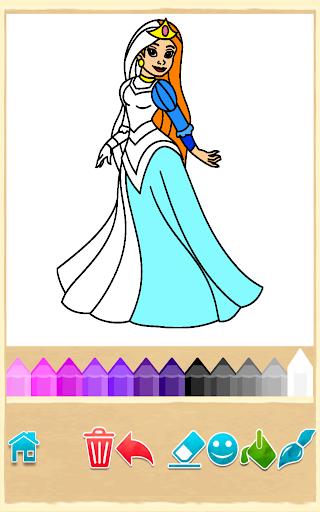 Princess Coloring Game  screenshots EasyGameCheats.pro 2