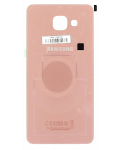 Galaxy A5 2016 Back Cover Pink