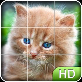 Пазл HD: Милые Котята