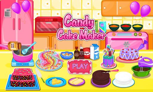 Candy Cake Maker 8.641 screenshots 17