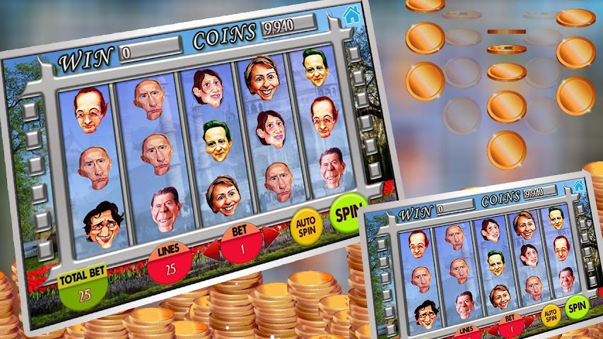 android Fortune Casino 777 Face slots Screenshot 3