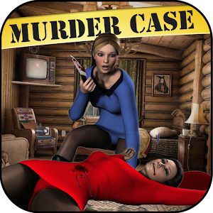 Murder Case : Mystery Crime App icon