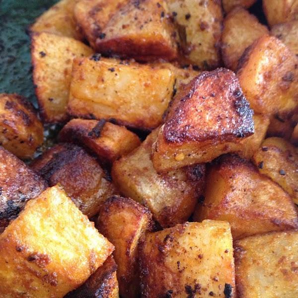 Garlic/rosemary Potatoes Recipe