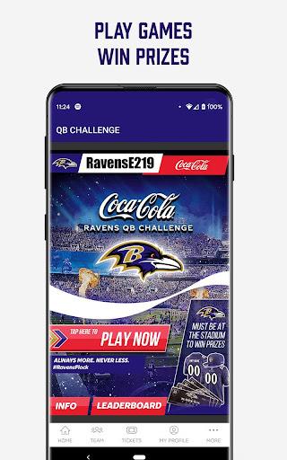 Baltimore Ravens Mobile screenshot 5