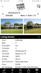 Penn-York Real Estate- screenshot thumbnail