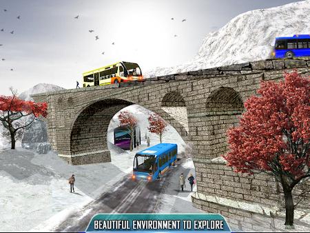 Hill Tourist Bus Driving 1.3.2 screenshot 676977