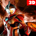 Ultrafighter3D: Nexus Legend Fighting Heroes icon
