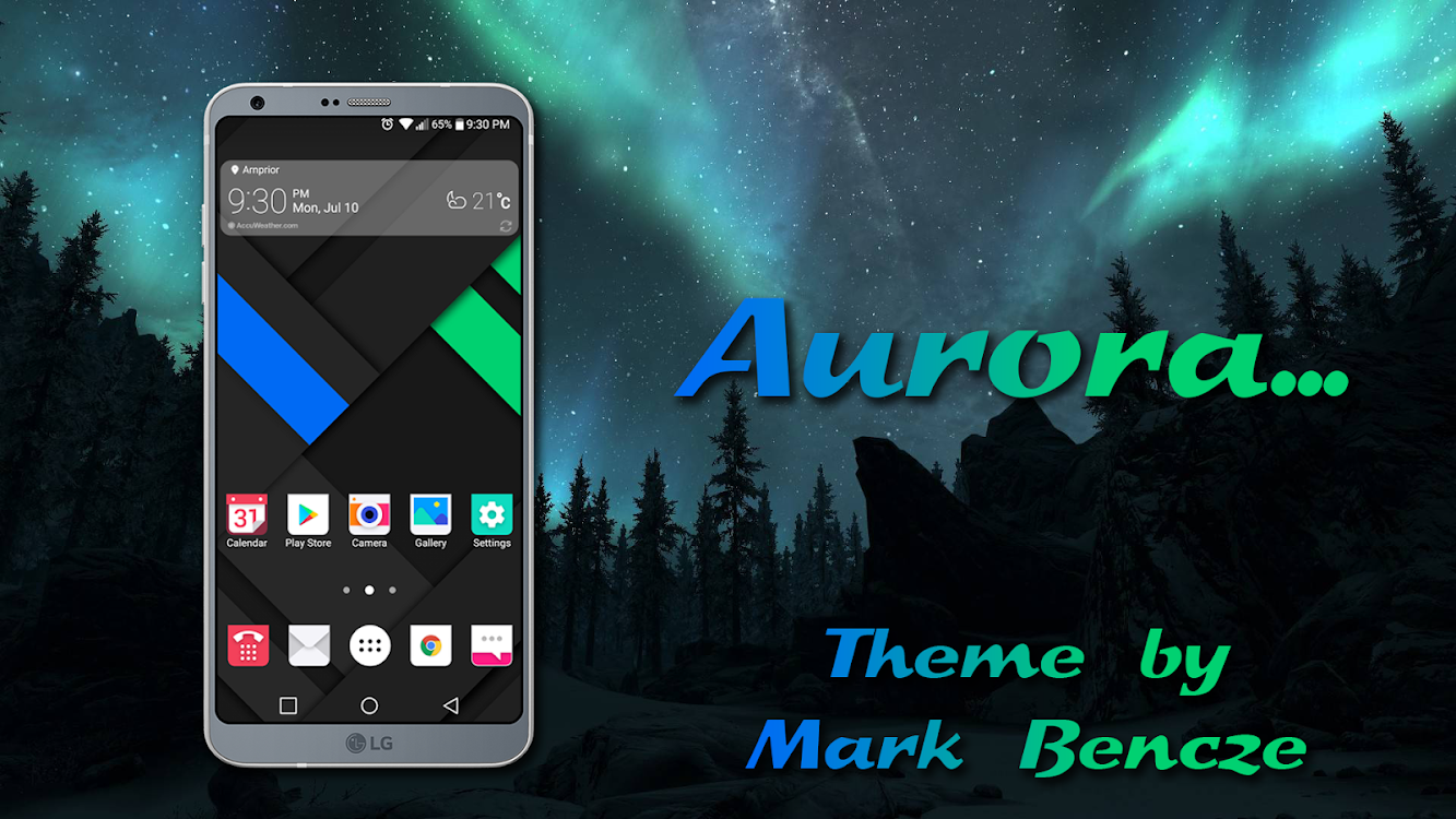 Aurora Theme for LG G6 – (Android Apps) — AppAgg