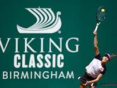 Topreekshoofd Elise Mertens gaat er in Birmingham meteen uit na drie opeenvolgende tiebreaks