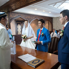 Wedding photographer Mukhtar Zhirenov (Jirenov). Photo of 08.12.2015