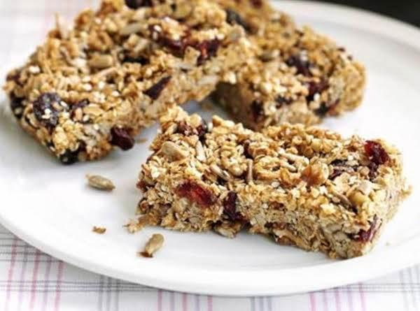 Power Breakfast Bars Recipe