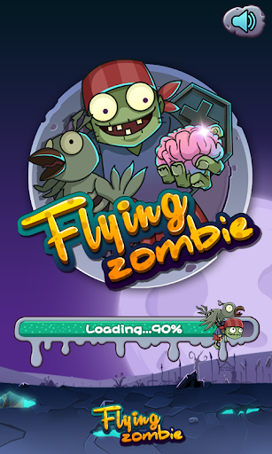 Flying Zombie