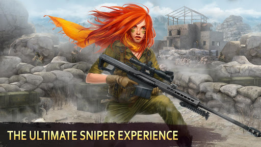 Sniper Arena: PvP Army Shooter screenshot 10