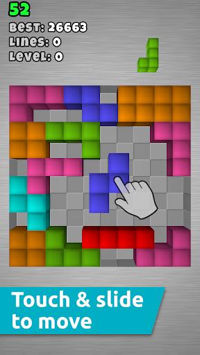 TetroCrate 3D: 頭の体操