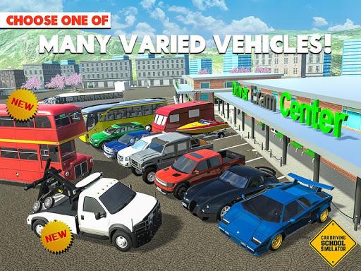 Car Driving School Simulator 2.8 screenshots 8