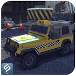 Real Taxi Sim 2018 Icon