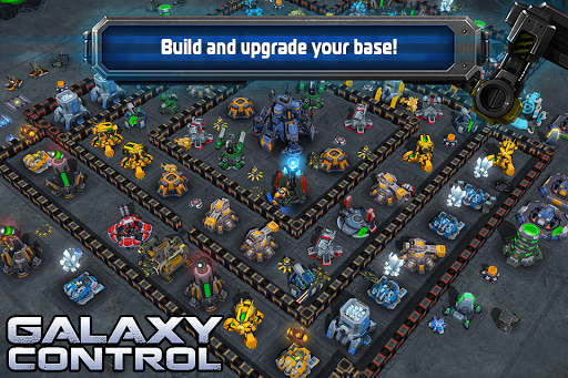 Galaxy Control: 3D strategy  screenshots 5