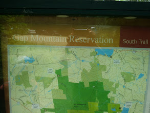 Photo: Gap Mountain Reservation Sign